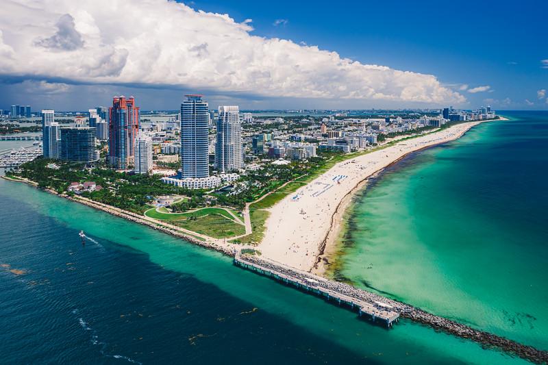 Miami (Drone Footage) | Florida