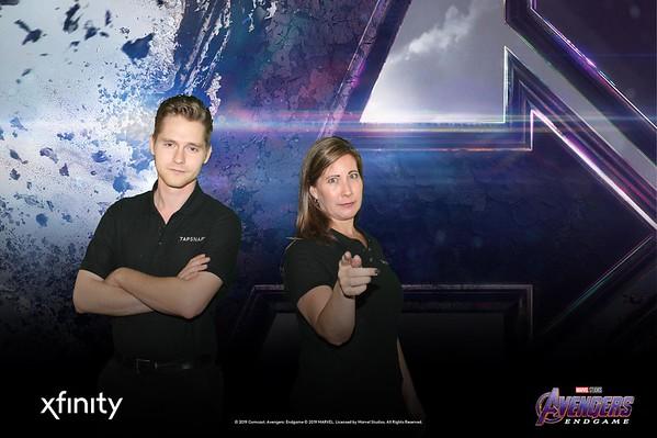 xfinity endgame 2019
