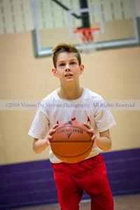 YMCA Kids Semi-Finals Basketball Game 3-18-17