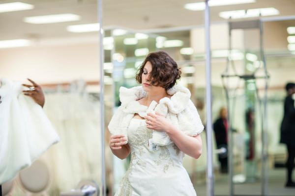 David's Bridal - Richmond, VA Store on November 5th