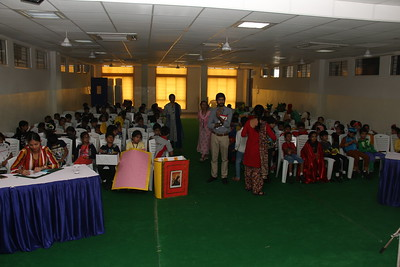 Fancy Dress Competition - CBSE Primary