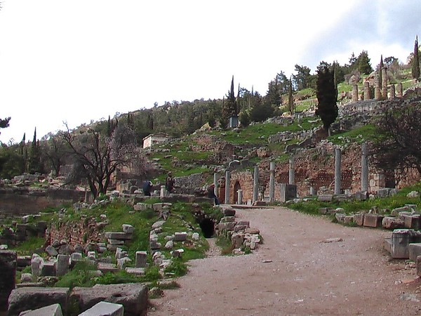 Delphi, Greece (February 27, 2005)