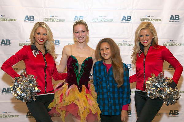 Atlanta Ballet Nutcracker Sports Night