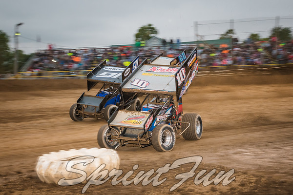 Ohio Dirt Classic 9-2-17