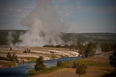 Yellowstone Adventures 2009