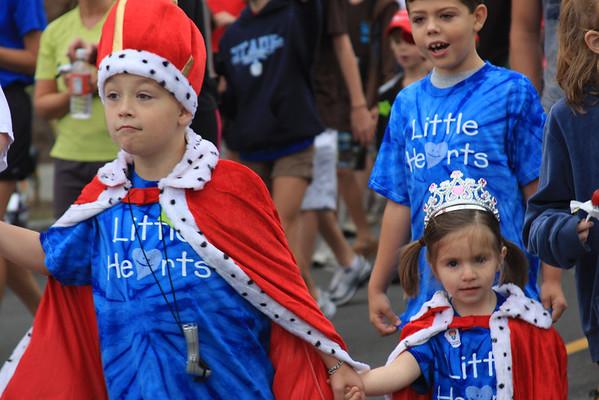 Start! Lowcountry Heart Walk 9/2008