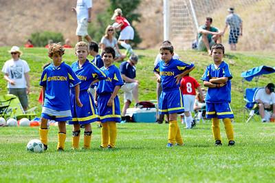 Sweden 9-10-2011 Game