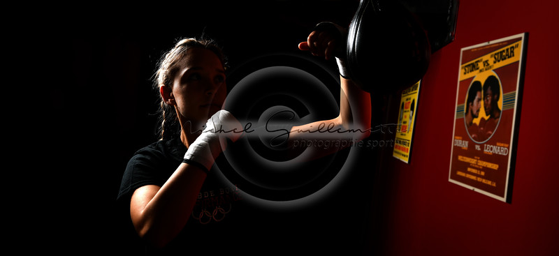 Boxe olympique | Projet: Excellence Sportive Mauricie - ESM