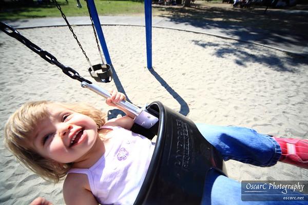 Afternoon at Vasona Lake Park