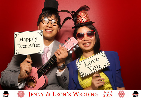 Jenny & Leon's Wedding
