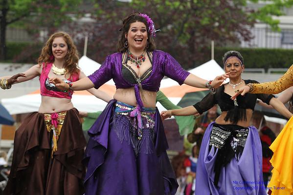 2013 Rossini Festival -- Oasis Dancers