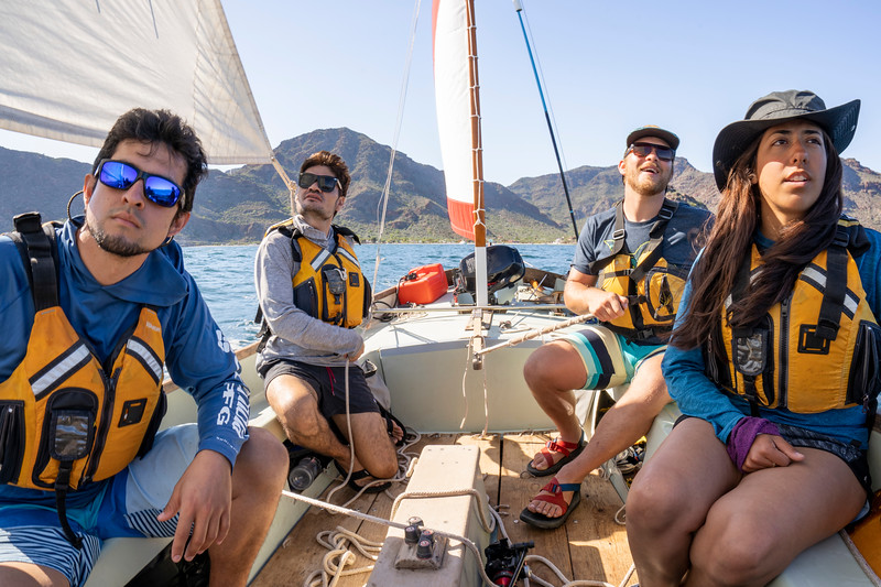 NOLS Mexico Sailing Course