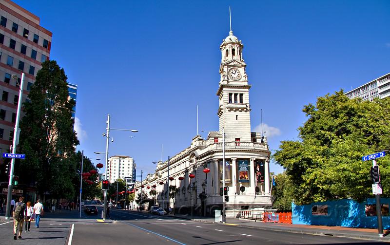 Auckland City Hall