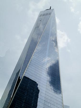 9/11 Memorial - Aug 2014