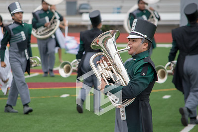 PHS Band - Cotulla Marching Contest 10-29-18
