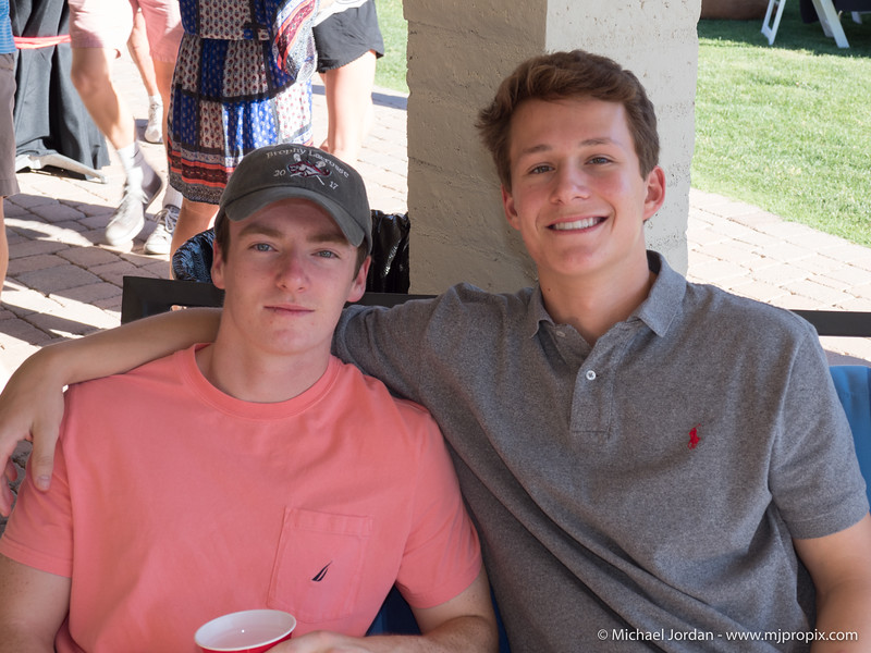 Jack & Charlie's Graduation Party