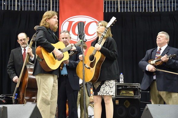 Bluegrass concert 2015