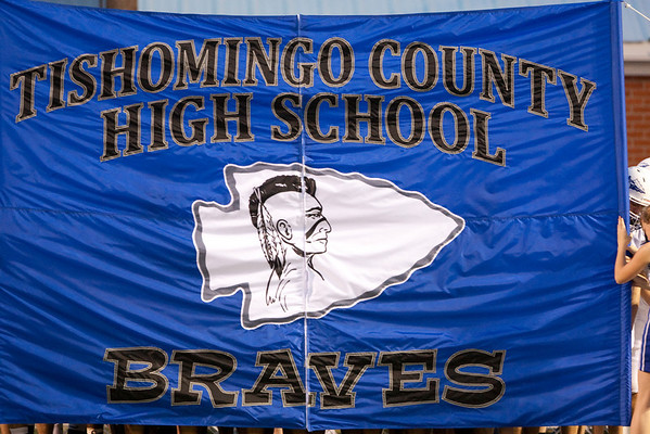 Tishomingo County High School Braves Football
