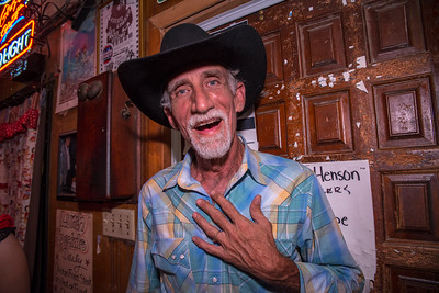 Phillip's 60th surprise at the Broken Spoke