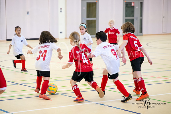 U7 - KMC District vs. SG Sickingen