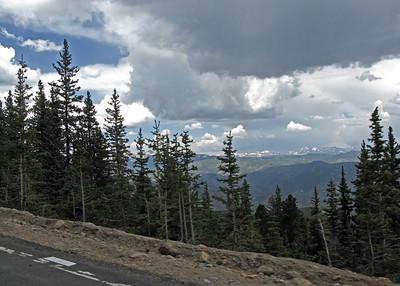 Day 3: Boulder,  Mount Evans