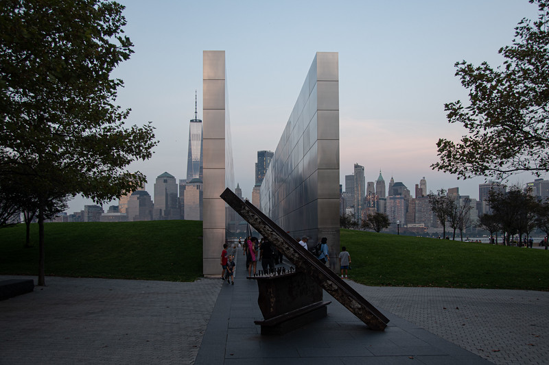 Empty Sky Memorial, Liberty State Park