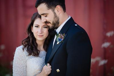 Erin & Zac Wedding