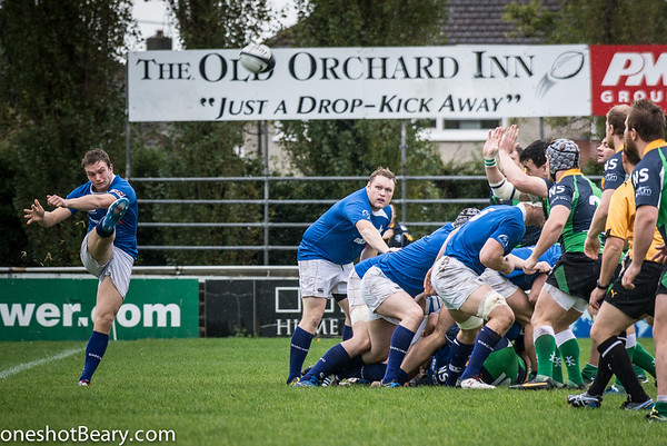 1st XV v Ballynahinch AIL - By Tom Beary