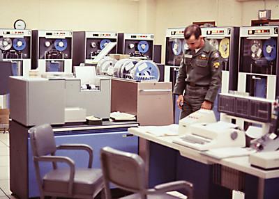 1965 - 1968 - 2nd Log Command