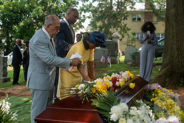 Ms. Clara Z. Tuning Wake Keeping/Funeral Services Photos