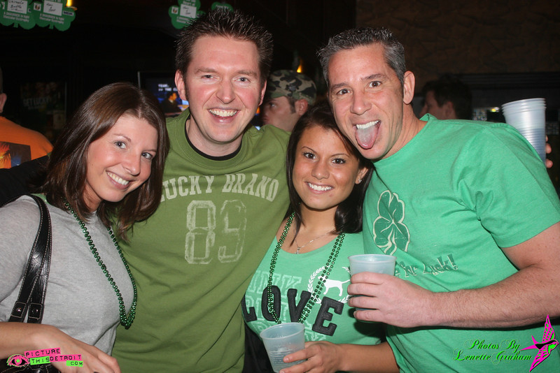 St. Patty's Day @ Hamlins 2009