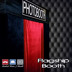 Flagship booth Backdrop Options