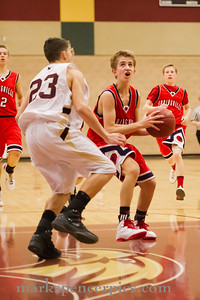 Basketball JV SHS vs MapleMt 1-31-2012
