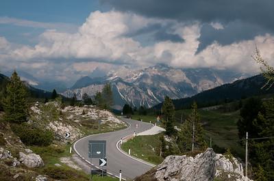 Alps Motorcycle Trip