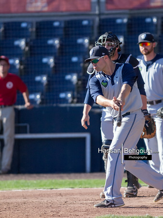 Vancouver Canadians vs Oregon state Hillsboro Hops USA MiLB Scotia Field Nat Bailey Stadium 4601 Ontario St Vancouver Bc Canada (7_26_14)