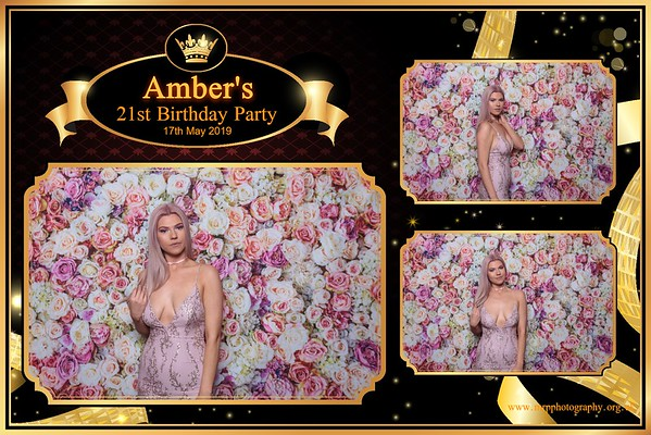 Amber Chelsea 21st Party