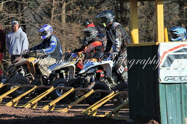 April 11, 2015 Outlaw Race Quads and Trikes