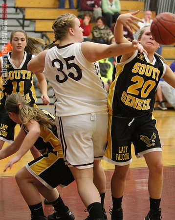 Dundee Girls Basketball 12-12-12