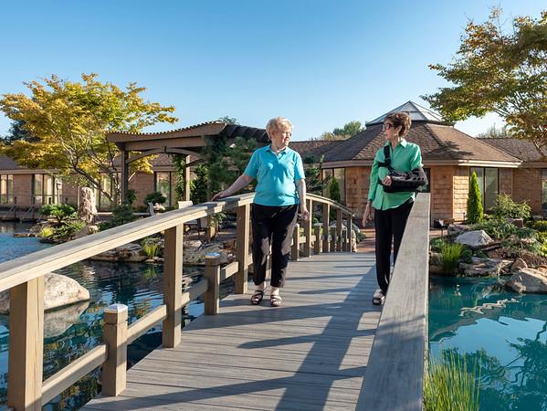Bermuda Village Japanese Garden