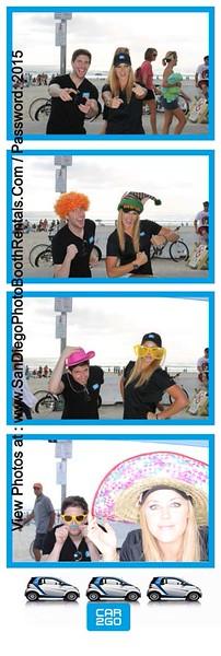 Car2Go Beachfest 10.3.15