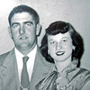 Dick and Kathleen (Higgins) Derrick were married on November 28, 1954.   Dick was the oldest grandson of Pete and Dora Miller.