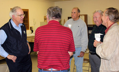 The opportunity for up-close and personal discussion with program presenters is one of the hallmarks of programs at the Spearfish Area Historical Society!