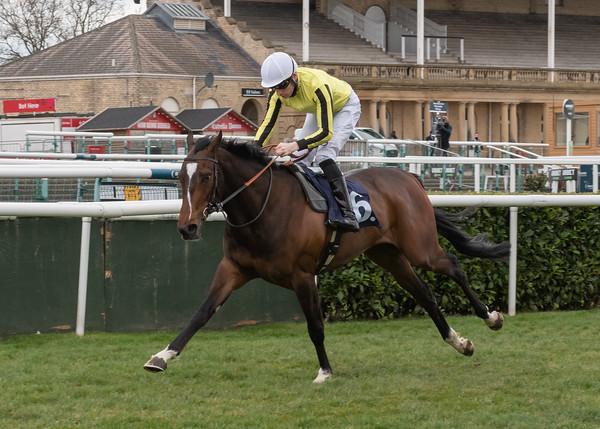 Race 2 - George Peabody