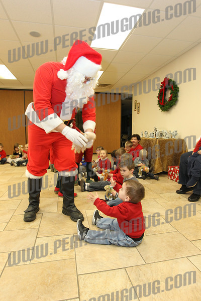 Littlest Angles Preschool Exotic Reptile Show with Santa and his Elves!! 12-20-2011