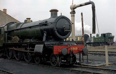 Didcot Railway Centre, 1985