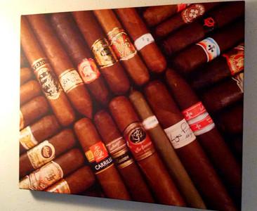 cigar art