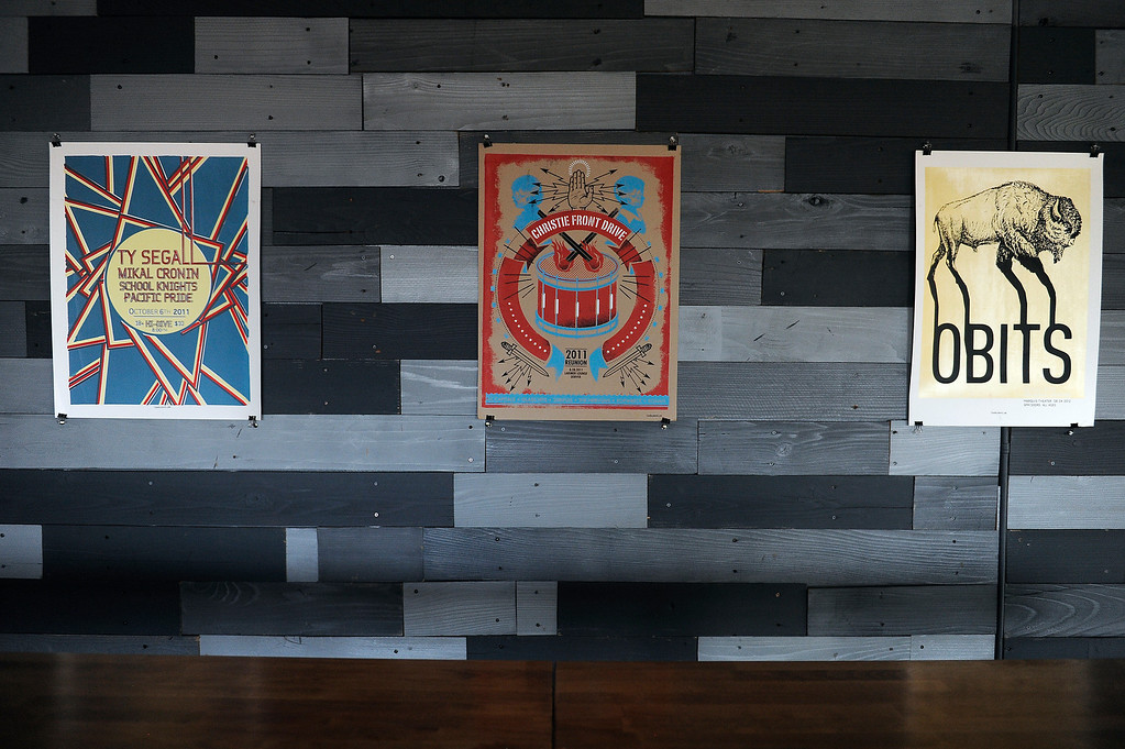 . Our Mutual Friend is brewery and tap room located in five points. (Photo by Seth McConnell/The Denver Post)