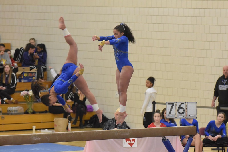 A flip on the Beam