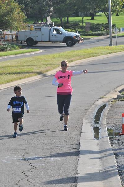 1 Mile Family Fun Run/Walk