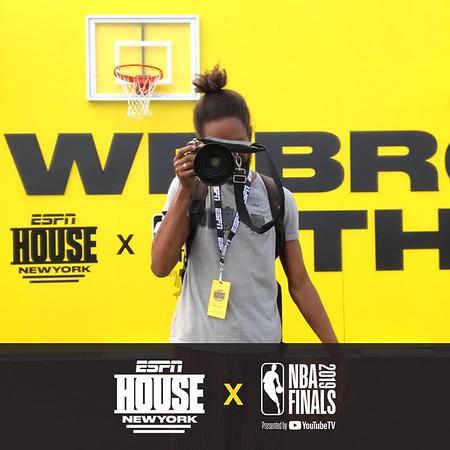 ESPN House New York NYC Pod 3 MP4s